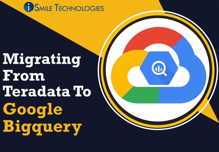 Migrating From Teradata To Google Bigquery