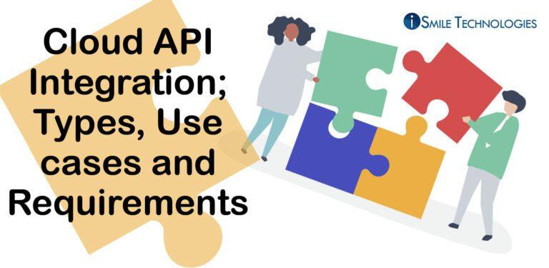 Cloud API integration