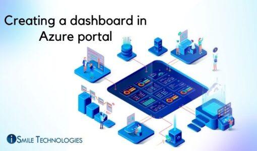 Creating a dashboard in Azure portal (1)