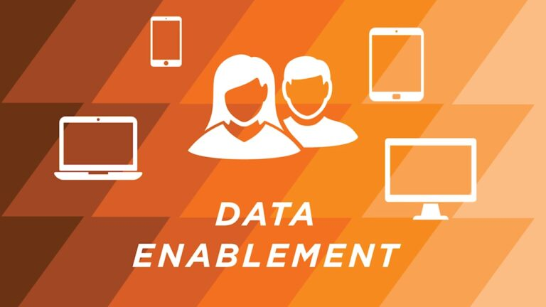 What is data enablement