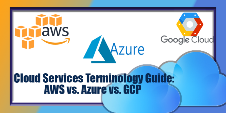 Cloud Services Terminology Guide