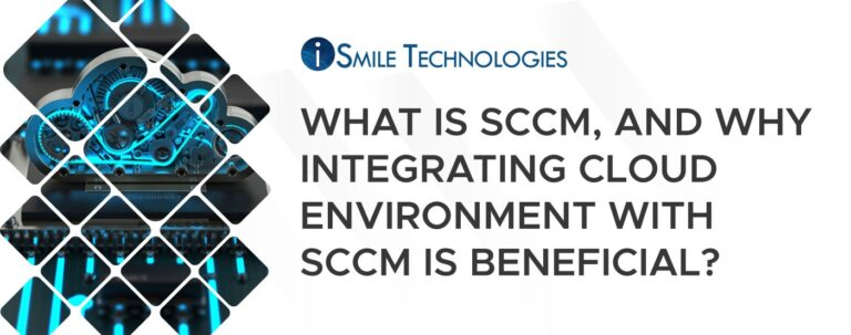 Benefits of integrating SCCM with Cloud
