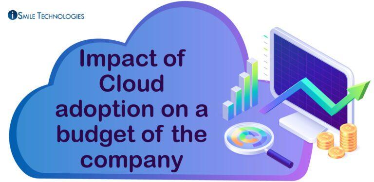 Impact of Cloud Adoption